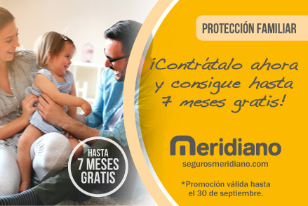 Save this summer with Meridiano