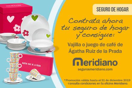 Llévate una vajilla o un set de café de Ágatha Ruiz de la Prada