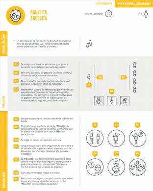 Guía de juegos de patio inclusivos y seguros en tiempos de Covid