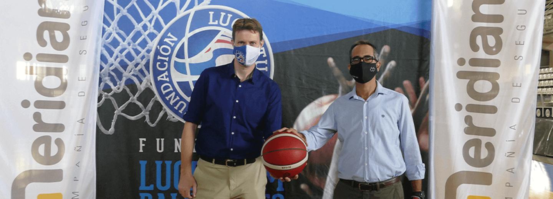 Trece temporadas apoyando al Lucentum Baloncesto