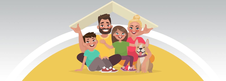 Meridiano lanza la Guia para días de confinamiento en familia