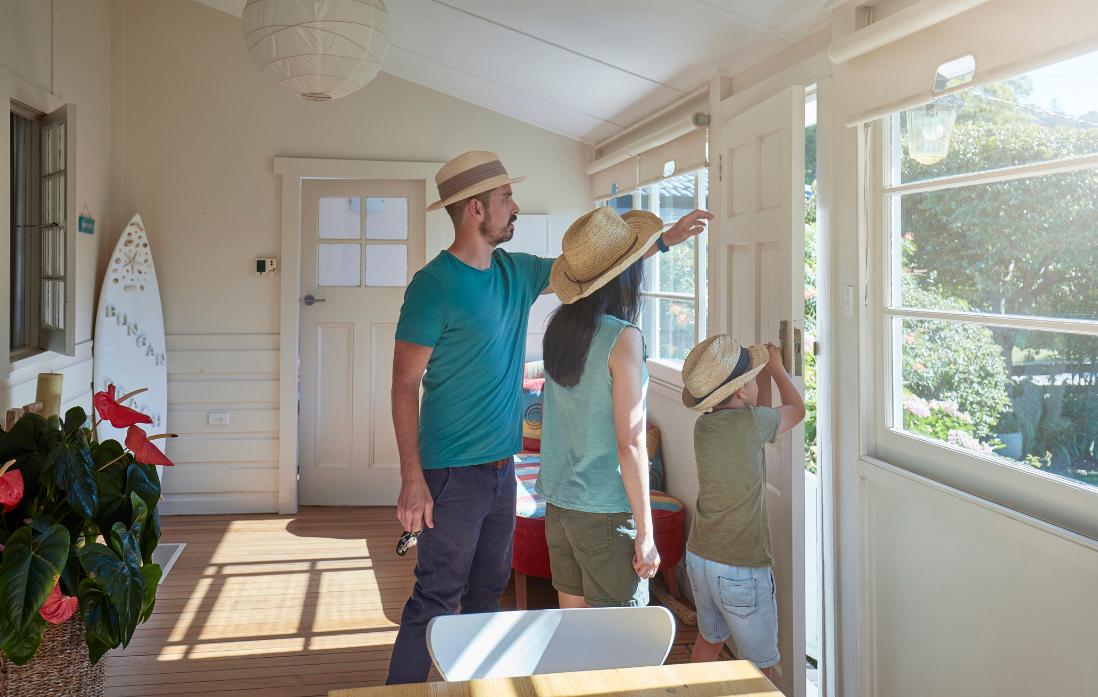 Los cuatro requisitos imprescindibles de una estancia vacacional si viajas con niños