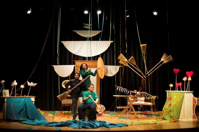 La obra 'Yo también soy Peter Pan', llega a Valencia de la mano de Meridiano Seguros