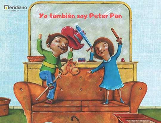 Yo también soy Peter Pan divierte y hace reflexionar al público familiar sobre el ciclo de la vida